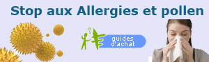 Stop aux allergies et pollen