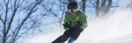 Sports d'hiver: séduire en vert au pays de l'or blanc