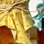 Confiture épicée de fruits secs aux agrumes et thé