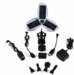 chargeur solaire solio