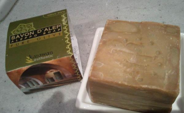 Fabrication du savon d