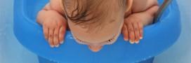 Bébé: le liniment oléocalcaire pour la peau