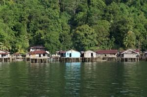 papouasie-village
