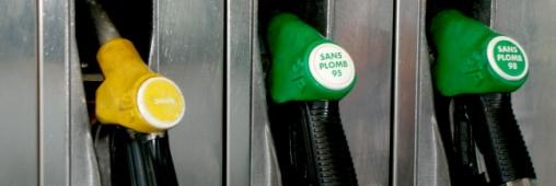 Dépenses des Français en essence et carburants