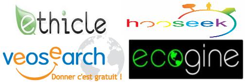 Les moteurs de recherche éthiques