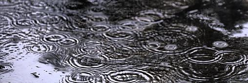 Terre en danger ? Pluie