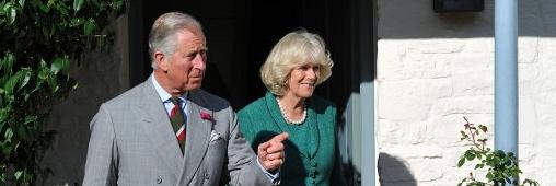 """Le Prince Charles ou la passion de l'écologie """"so british"""""""