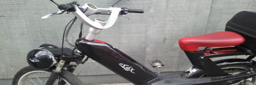 L'île d'Yeu teste les vélos électriques