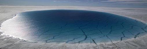 Glaciers, le mystère des lacs de fonte résolu