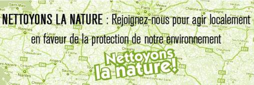 """""""Nettoyons la Nature"""" des centres Leclerc revient"""