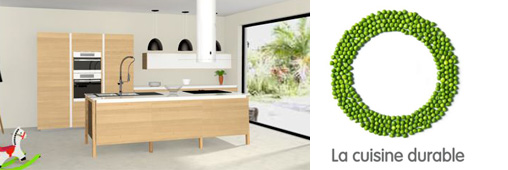 Habitat. O la cuisine durable