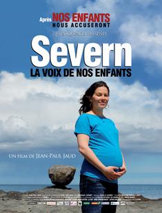 Severn, la voix de nos enfants, affiche du film