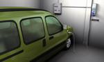 borne voiture electrique