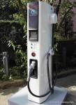 Borne de recharge pour voiture électrique Nissan