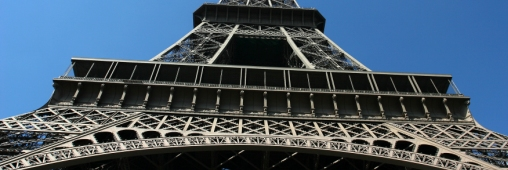 Le projet un peu fou d'une tour Eiffel végétalisée
