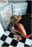 dégivrer le frigo