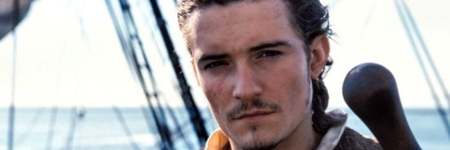 Orlando Bloom, le pirate vert !