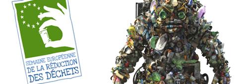 Semaine Européenne de la réduction des déchets : réagissons !