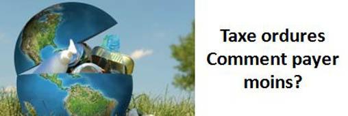 La taxe d'enlèvement des ordures ménagères change