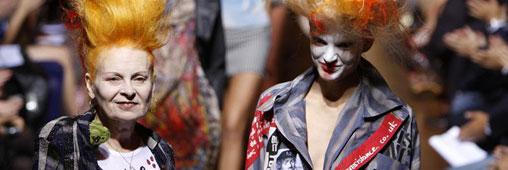 Vivienne Westwood, punk et green attitude