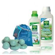 Pack écologique lessive et noix de lavage