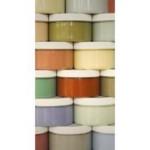 Teintes de peinture à l'argile