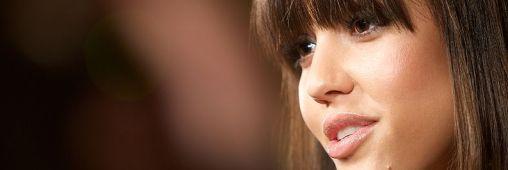 Jessica Alba prend soin de ses jeunes pousses
