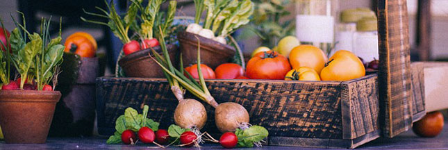 Alimentation : qui sont les locavores?