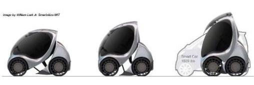 Hiriko, la voiture électrique et pliable de demain
