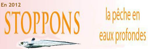 Stop à la pêche en eau profonde : le combat 2012 de consoGlobe