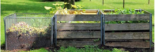 Faire un compost, c'est écologique et très bon pour le jardin
