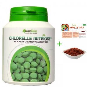 offre chlorelle nutriose