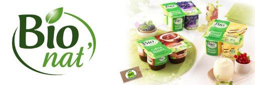 Connaissez-vous Bio nat' et ses produits laitiers