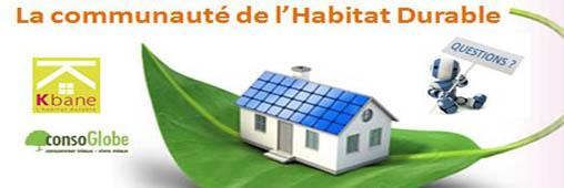 Habitat durable : rejoignez la communauté !