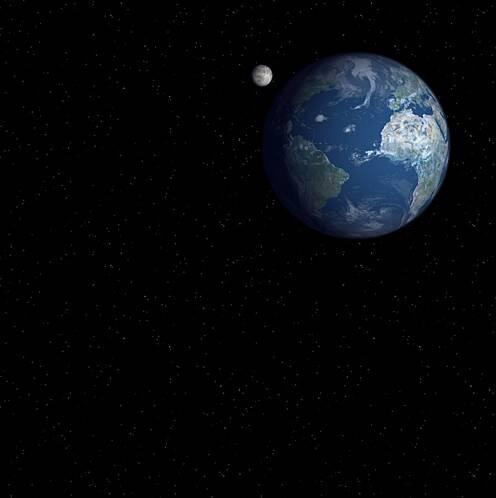 eau sur Terre