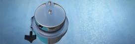 Filtrer et purifier l'eau du robinet avec AquaPure
