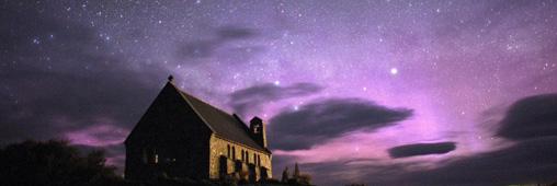 Le ciel étoilé de Nouvelle-Zélande récompensé
