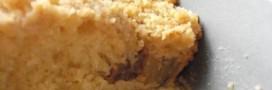 Cake au thé, aux pommes et au miel