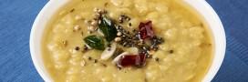 Recette végétarienne: dahl aux baies de goji