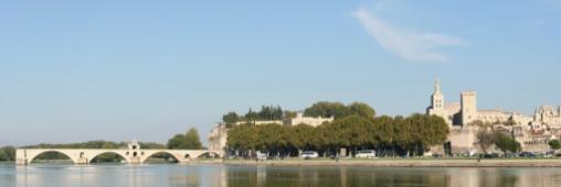 Weed-end écolo. Quelques jours à Avignon