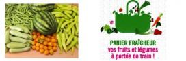 Des légumes qui poussent dans les gares!?