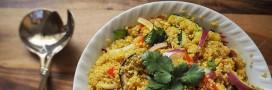 Recette bio: quinoa et agrumes en salade
