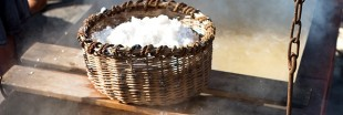 Cristaux de soude, nettoyant et désinfectant