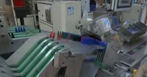 L'usine BIC de Marne-la-Vallée