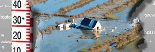 Inondations - 1 Français sur 4 exposé