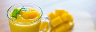 Recette bio : un délicieux smoothie à la papaye et à la mangue