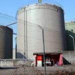 Réservoirs de pétrole en Allemagne