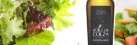 Salade et huile de colza, le duo antioxydant gagnant