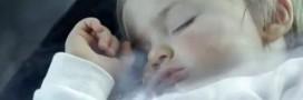Je ne fume plus en voiture avec des enfants