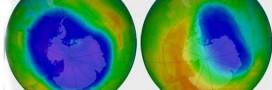 Le trou dans la couche d'ozone se réduit légèrement (vidéo)
